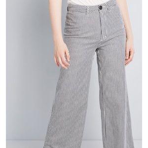 Moving On ModCloth Wide Leg Pants